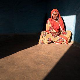 Prachtig India van Koen Hoekemeijer