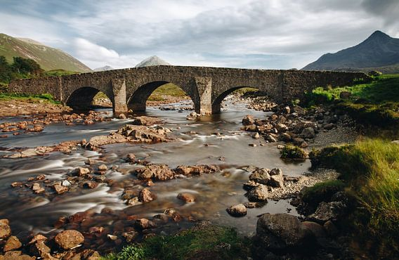 Die Brücke von Sligachan