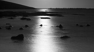 Lange Verschlusszeiten an der friesischen Wattenküste von Waterpieper Fotografie