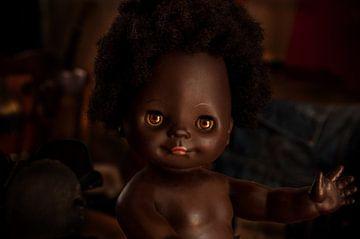 Black Doll van Dennis Timmer