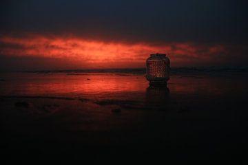 Zonsondergang  von Jessica Wy