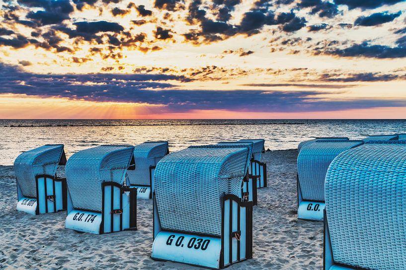 Strandkörbe von Gunter Kirsch