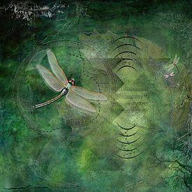 Lost in nature van Carla van Zomeren