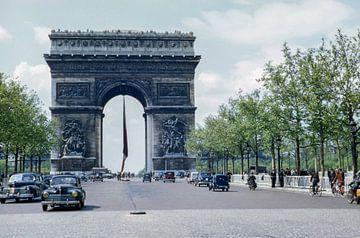 PARIJS 50S van Jaap Ros