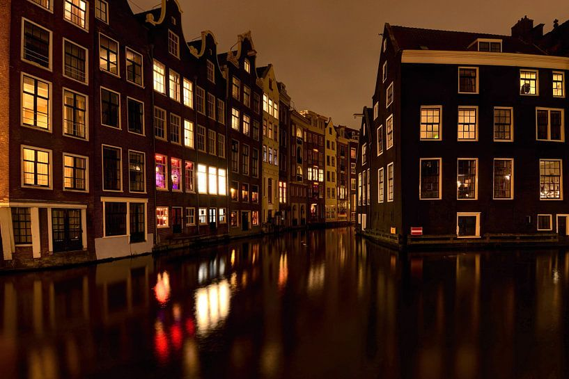 Het Kolkje Amsterdam van John Leeninga