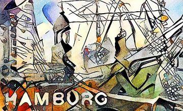 Hamburg van zam art