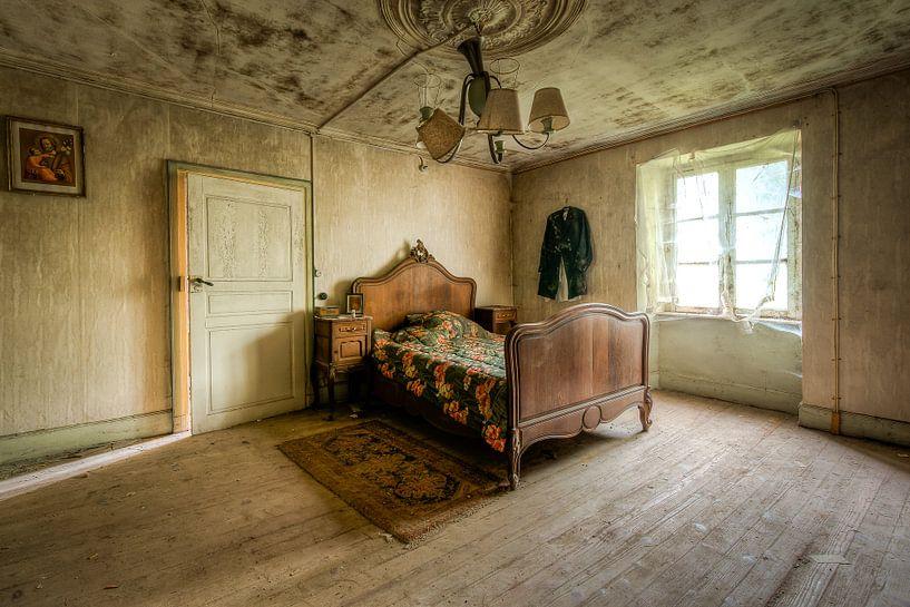 Maison K ( slaapkamer ) von Etienne Hessels