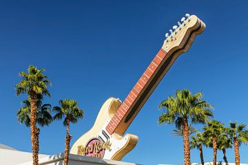 Hard Rock Hotel, Las Vegas, Nevada, USA von Markus Lange
