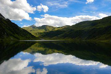 Tappenkarsee, Oostenrijkse Alpen van Renske Huiskes