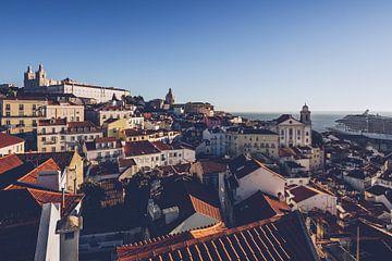 Lissabon – Alfama von Alexander Voss