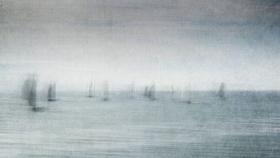 Mysterieuze vloot van Greetje van Son