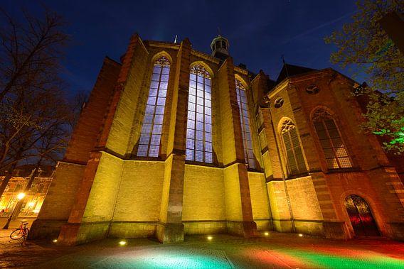 Janskerk in Utrecht van Donker Utrecht