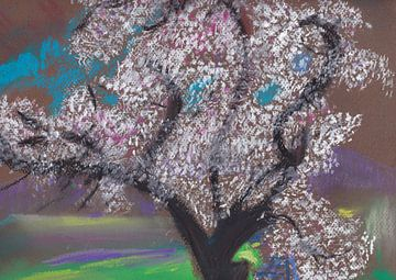 Frühlingsblüte von Catharina Mastenbroek