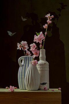 Stillleben ' Blüte von Willy Sengers