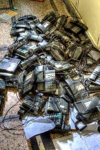 HDR afgedankte telefoons