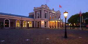 Het Spoorwegmuseum van