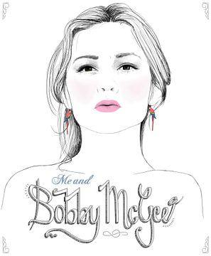 Bobby McGee von Anne Oszkiel-van den Belt
