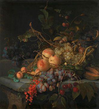 Stilleben mit Früchten, Jacob van Walscapelle