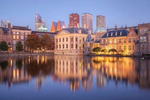 Den Haag muurdecoratie