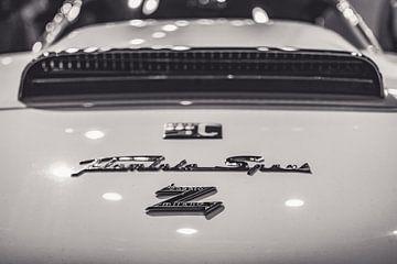 Lancia Flaminia Sport Zagato van autofotografie nederland