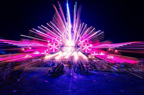 Festival Paaspop in de avond 09