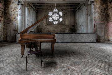 Klaviermusik von Perry Wiertz