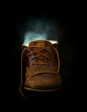 Schuh von Han Overgaauw