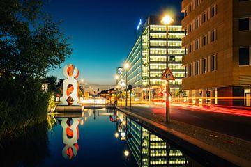 Berlin – Potsdamer Platz / Keith Haring van Alexander Voss