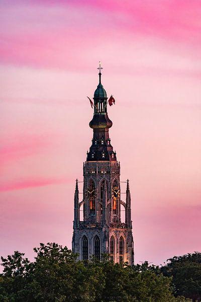 L'église de la barbe à papa sur TPJ Verhoeven Photography