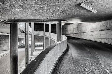 Parkeergarage Willemswerf, Rotterdam von