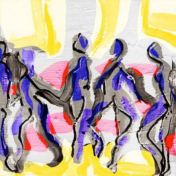 Gaan van ART Eva Maria