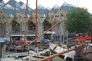 Rotterdam Oude Haven van Wim Aalbers