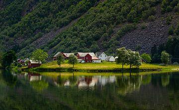 Sandvin, Norwegen von Adelheid Smitt