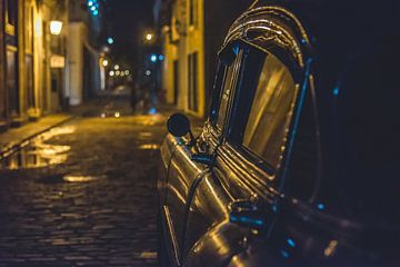 Havana at night van Andreas Jansen