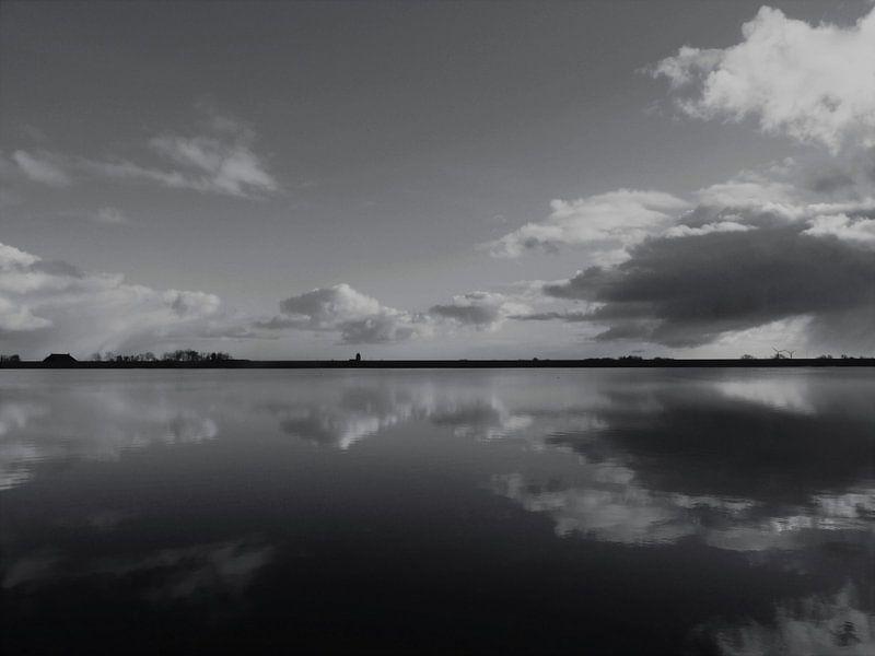 5. Paysage, nature, marais Noarderleech. sur Alies werk