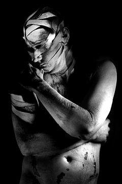 Künstlerisches Porträt von Cor Heijnen
