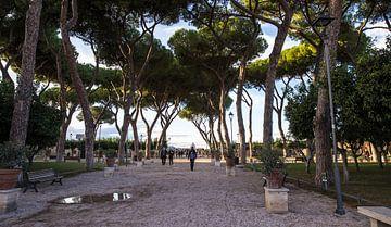 Oranger Garten in Rom