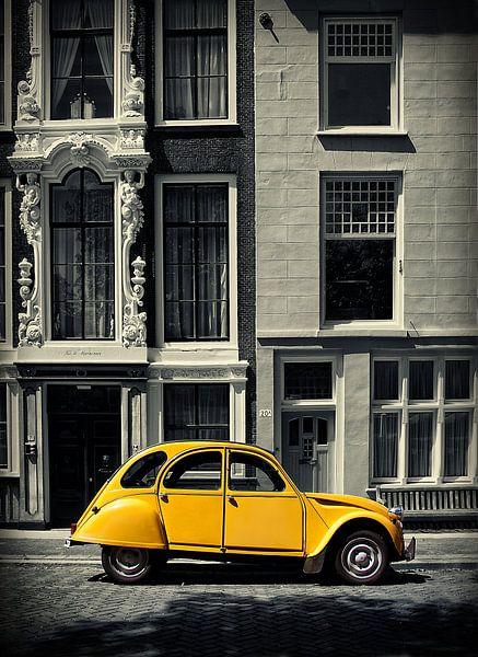 Lelijk eendje Citroën 2cv