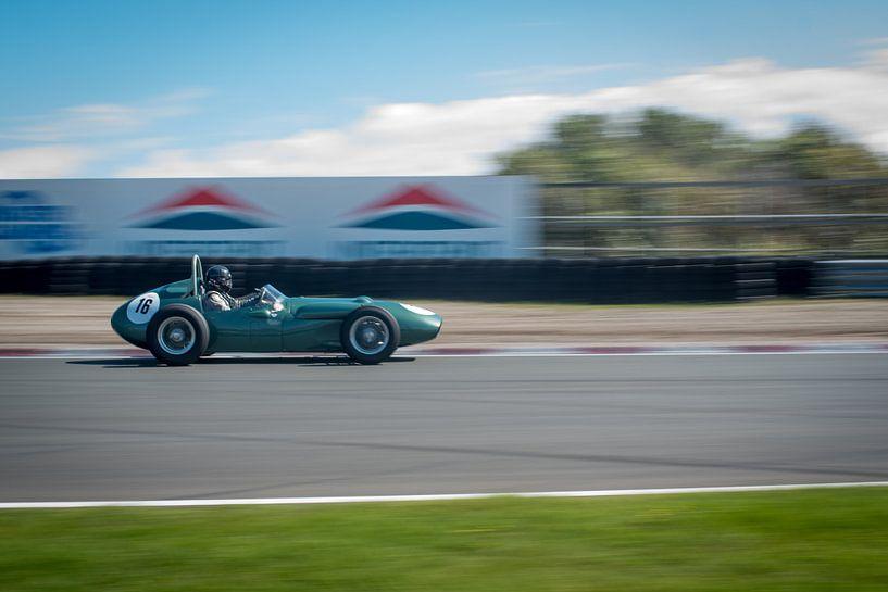 Aston Martin DBR4/4 1959 van Arjen Schippers