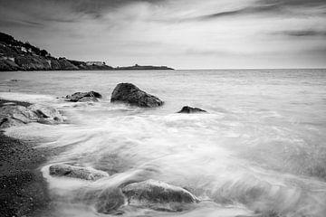 White Rock Beach Dalkey I von Ronne Vinkx