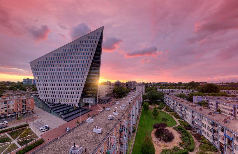 Stadskantoor Den Haag van Rob Kints