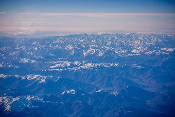 Luchtfotografie bergen van Charles Poorter