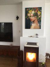 Kundenfoto: Mind Set on Summer von Marja van den Hurk, auf alu-dibond