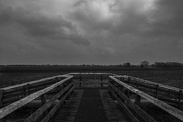 Fietsersbrug von Jacco van der Veen