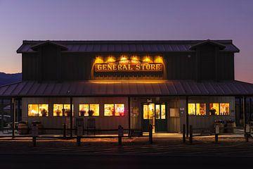 General Store, Death Valley Nationalpark, Kalifornien, USA von Markus Lange