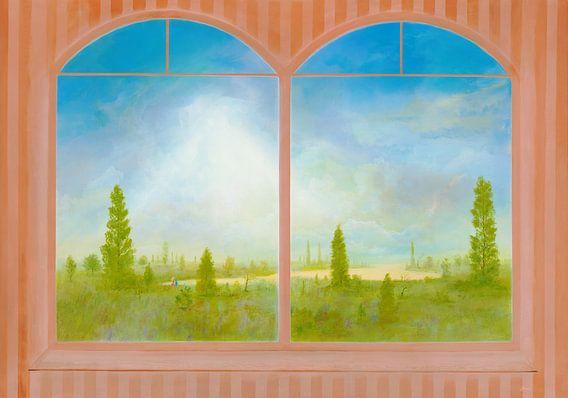 Zeitfenster van Silvian Sternhagel