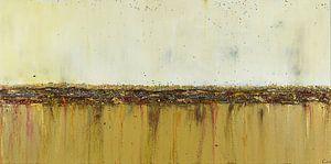 # 49 Acryl auf Leinwand, 50 x100 cm van