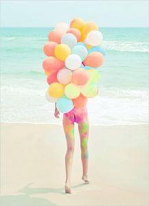 Luftballons von David Potter