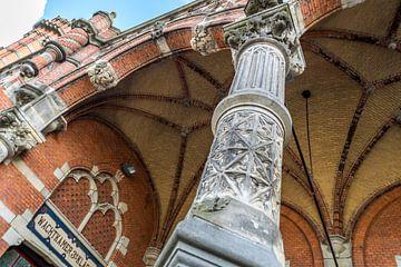Station Groningen, Wachtkamer (kleur) van Klaske Kuperus