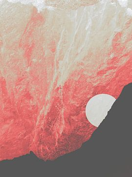 Rode kosmos van ILYA ZEMUAN